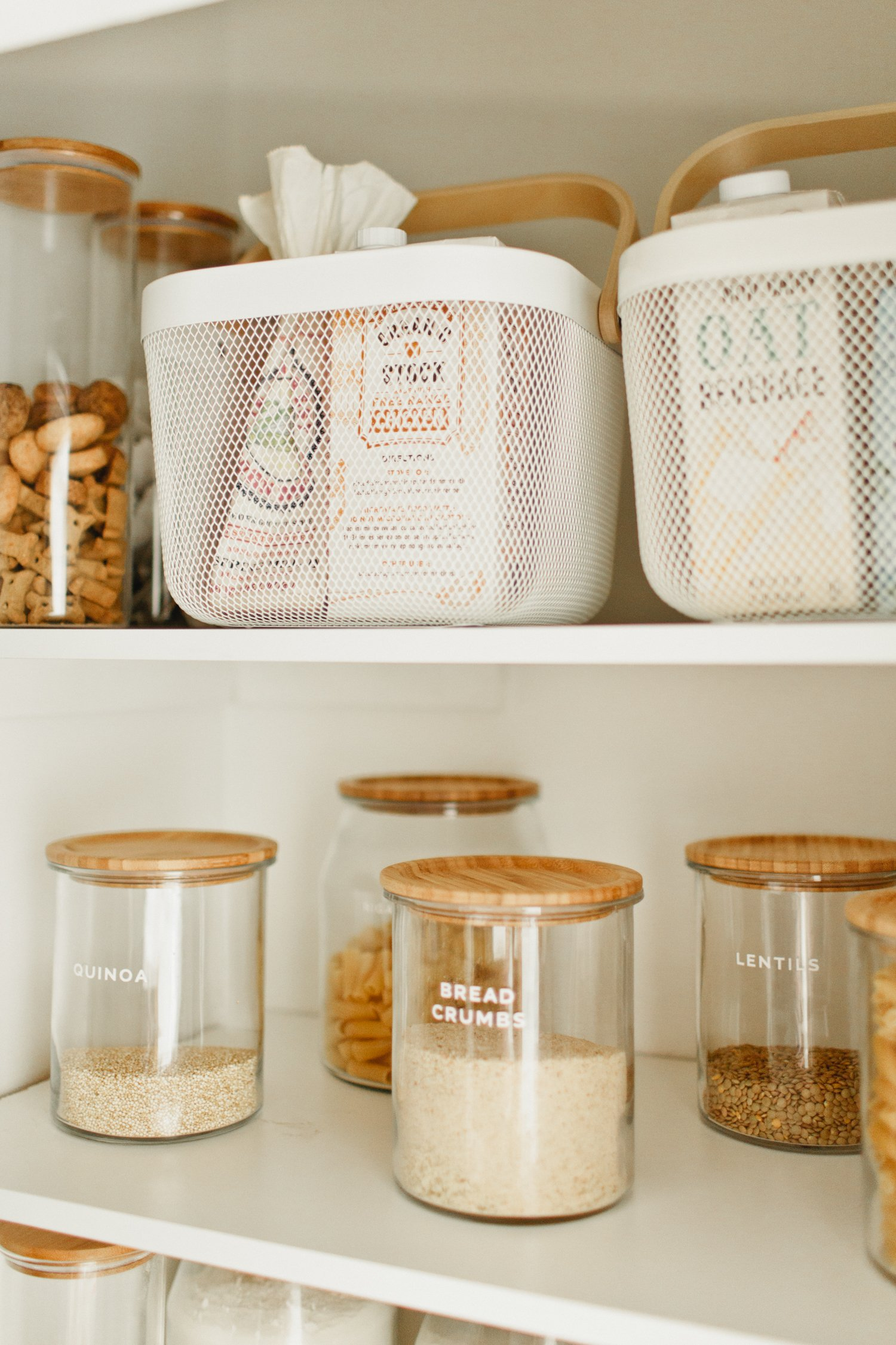 pantry organization ideasmakeover