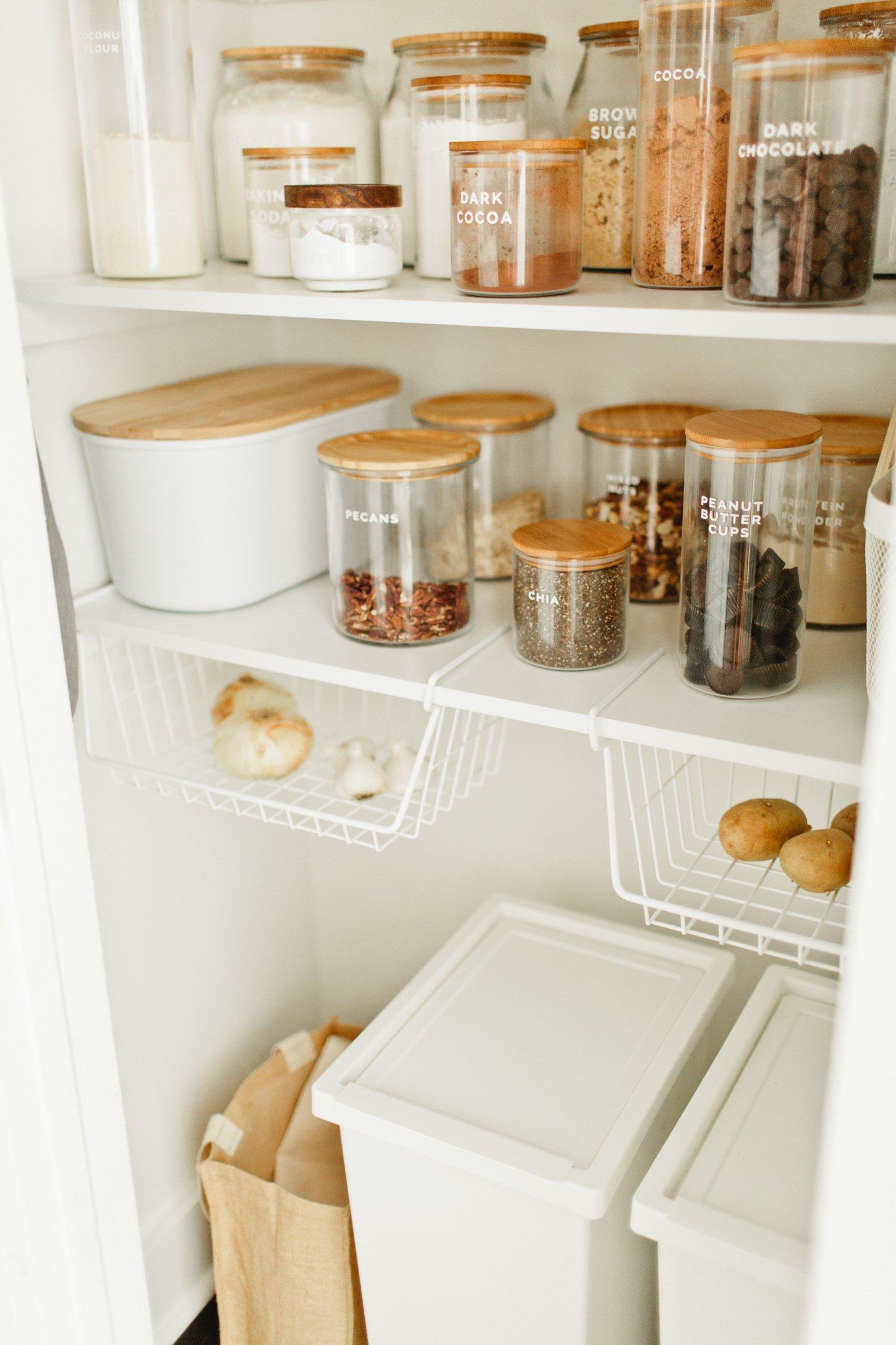 modern pantry organization ideas