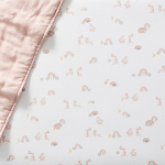 pottery barn kids crib sheets