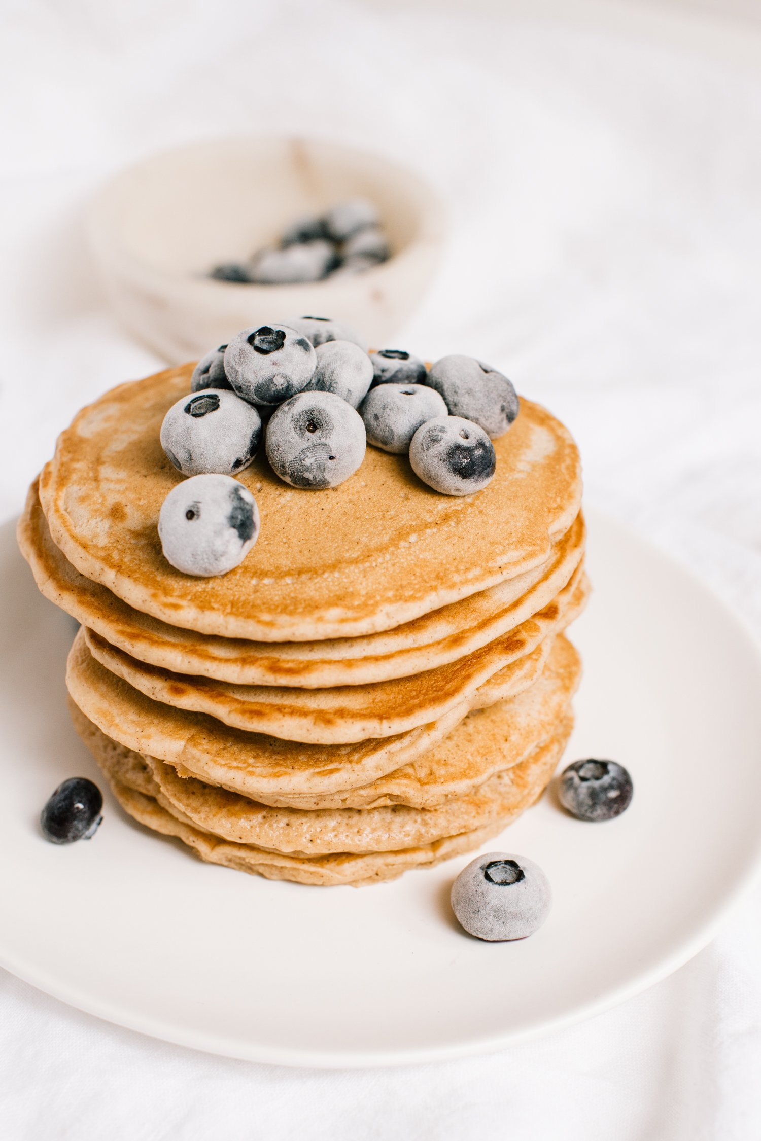 recipe for the perfect healthy pancakes