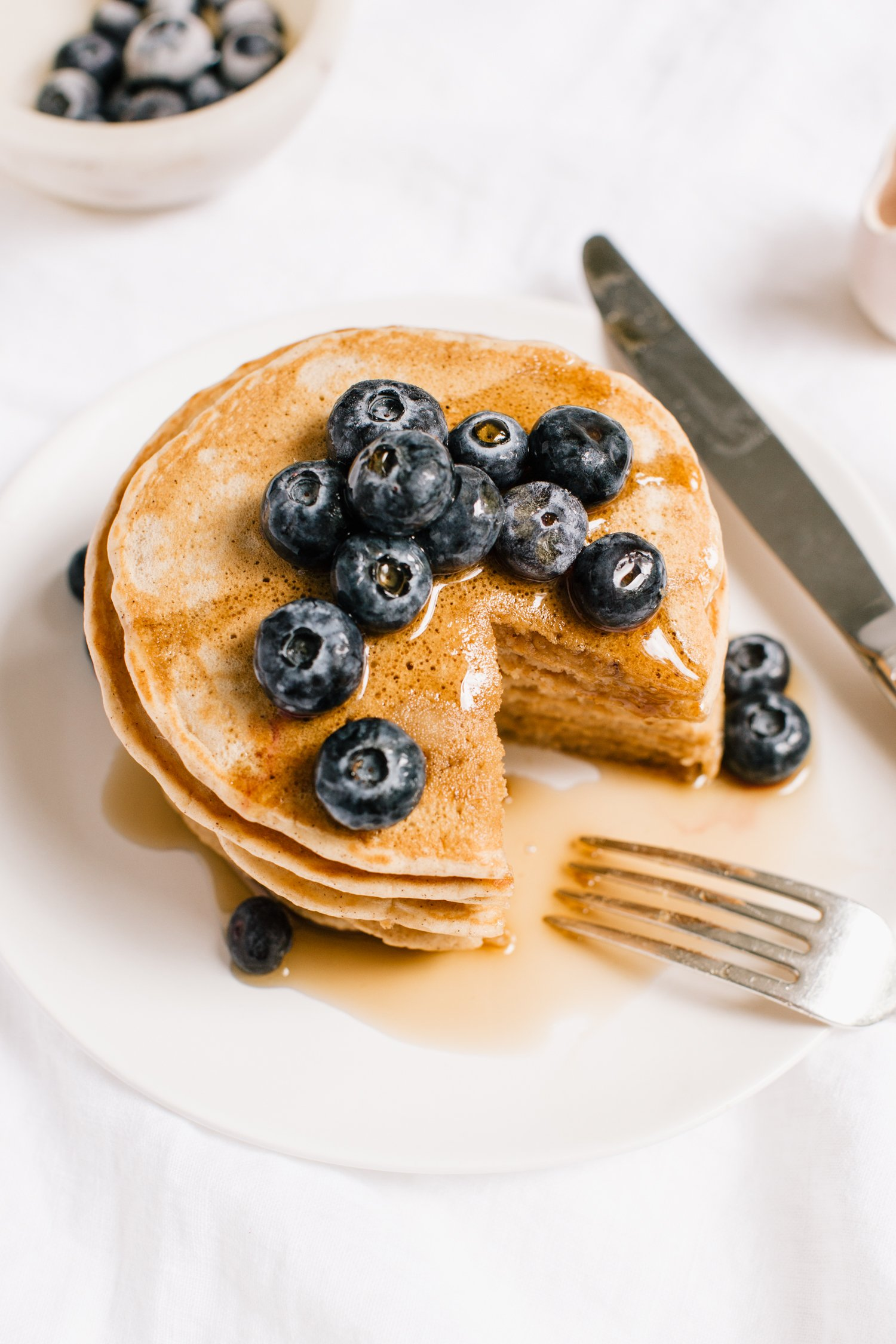 delicious healthy pancakes