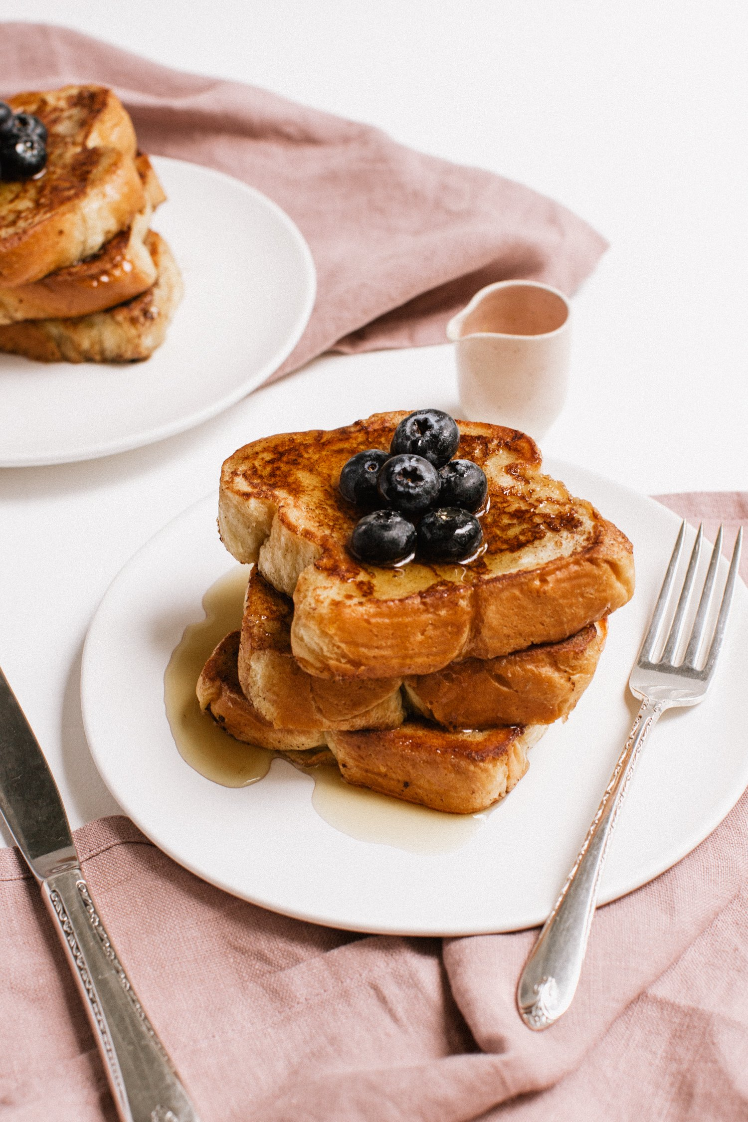 brioche french toast toppings