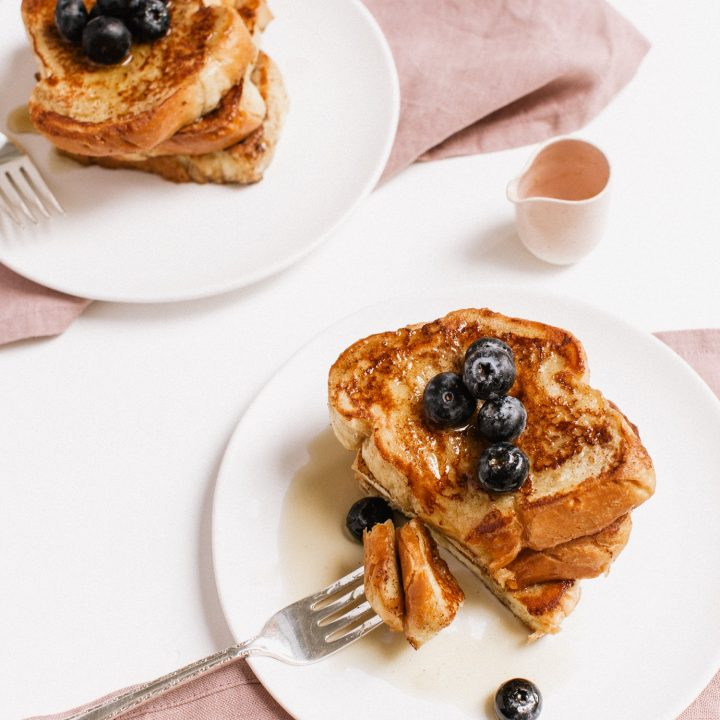 Healthy Cinnamon French Toast