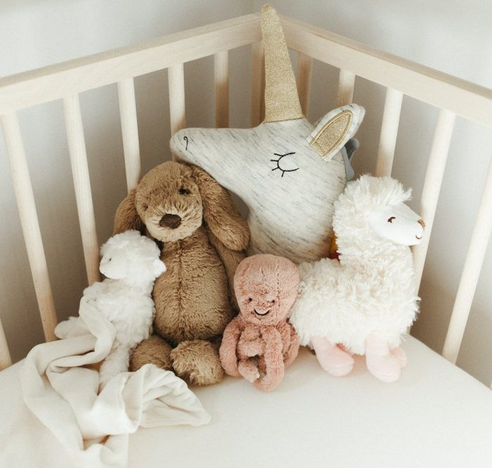Modern Nursery Decor For Girl