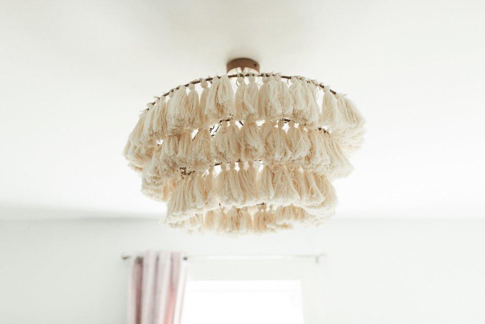 nursery decor lighting ideas