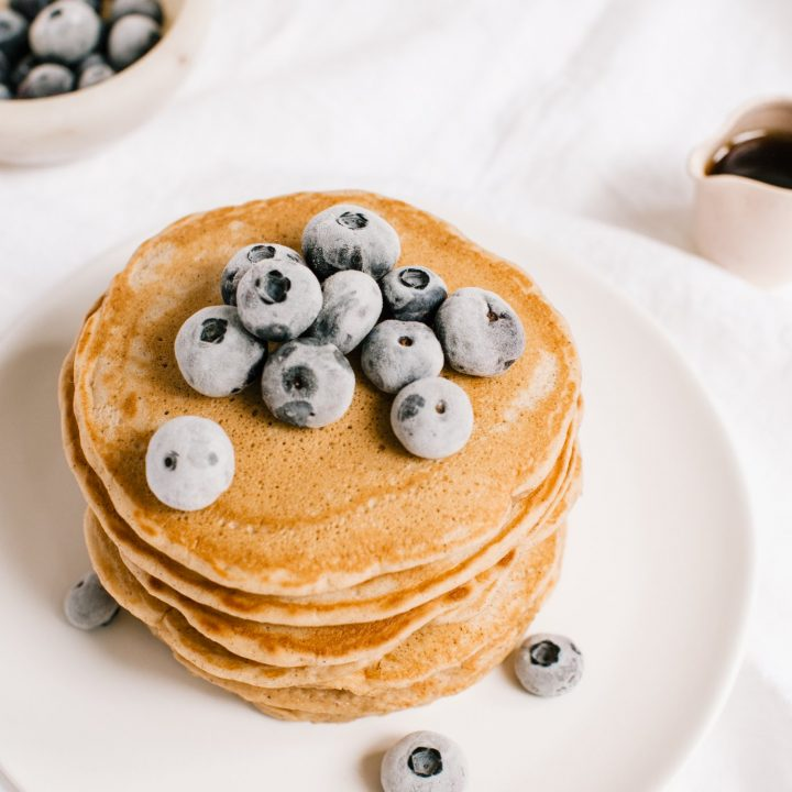 recipe for the perfect pancakes