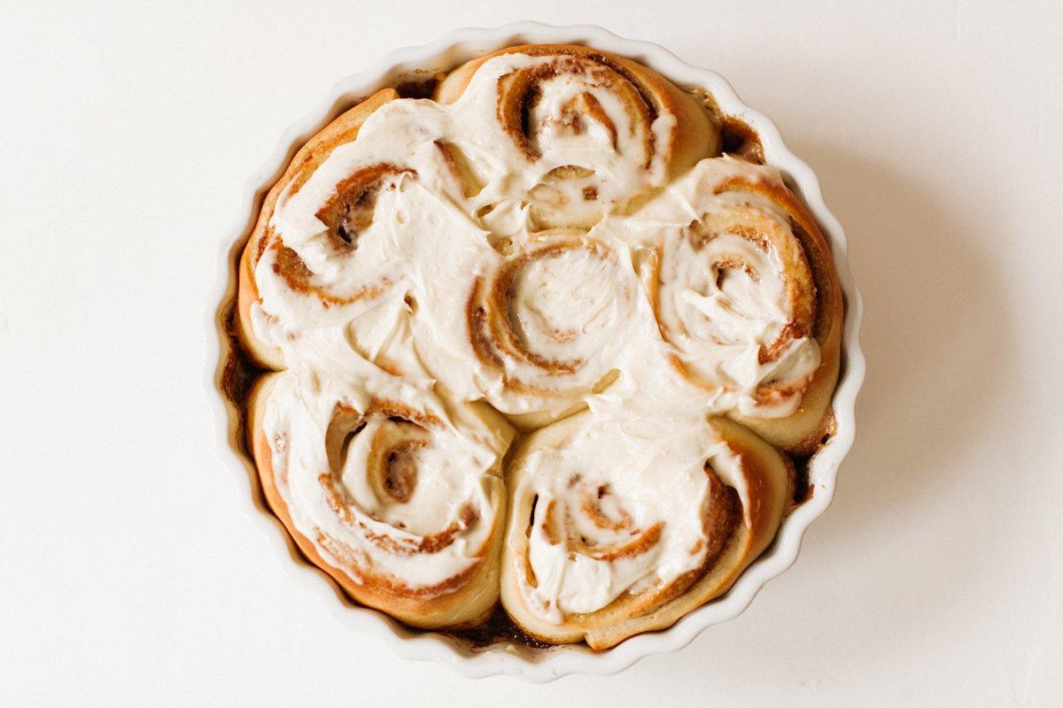 Best cinnamon rolls recipe ever
