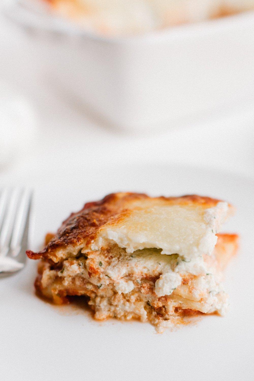 best lasagna recipe with turkey