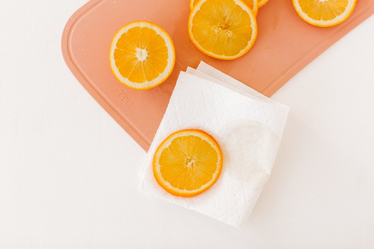 orange garland diy-0498