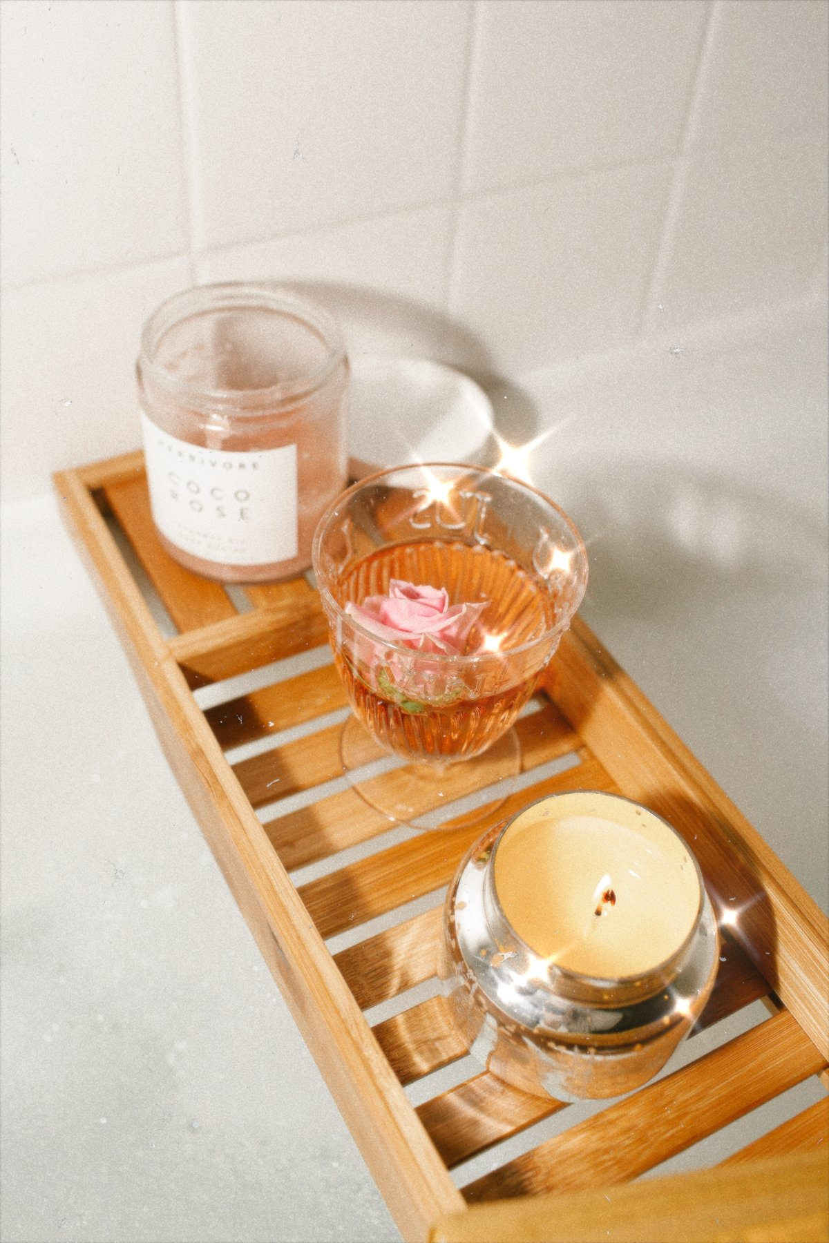 relaxing bath ideas