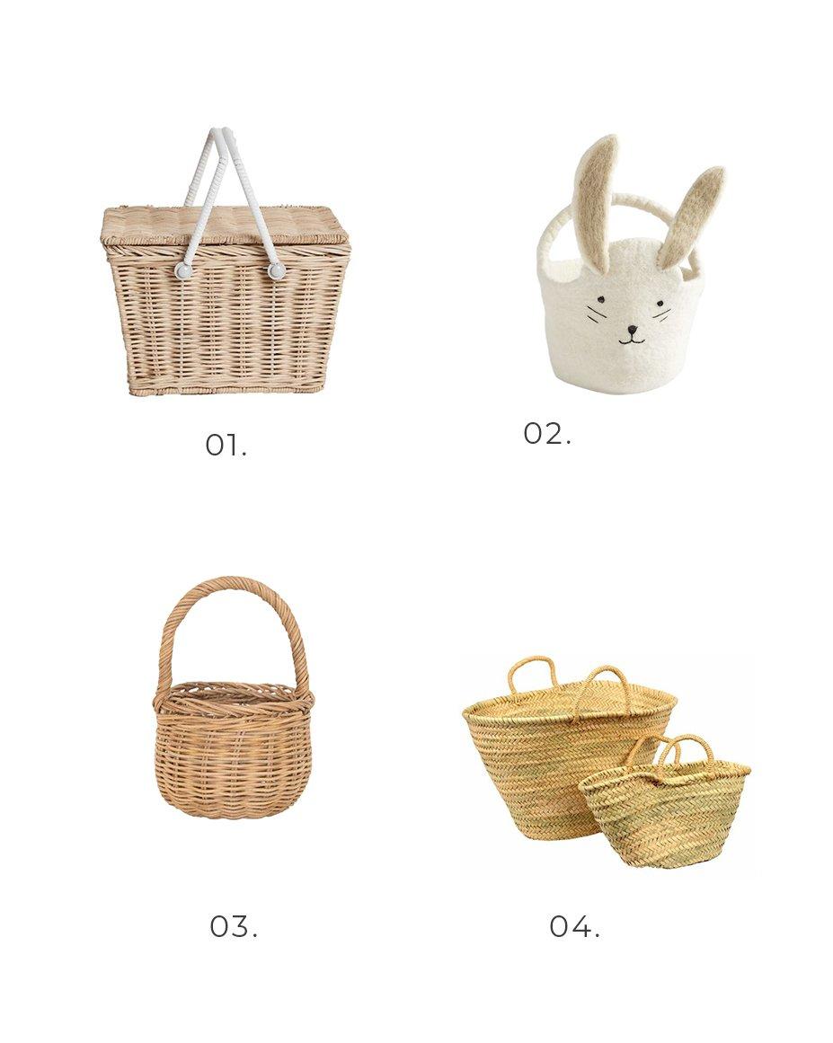 Shop Easter Baskets Over $20