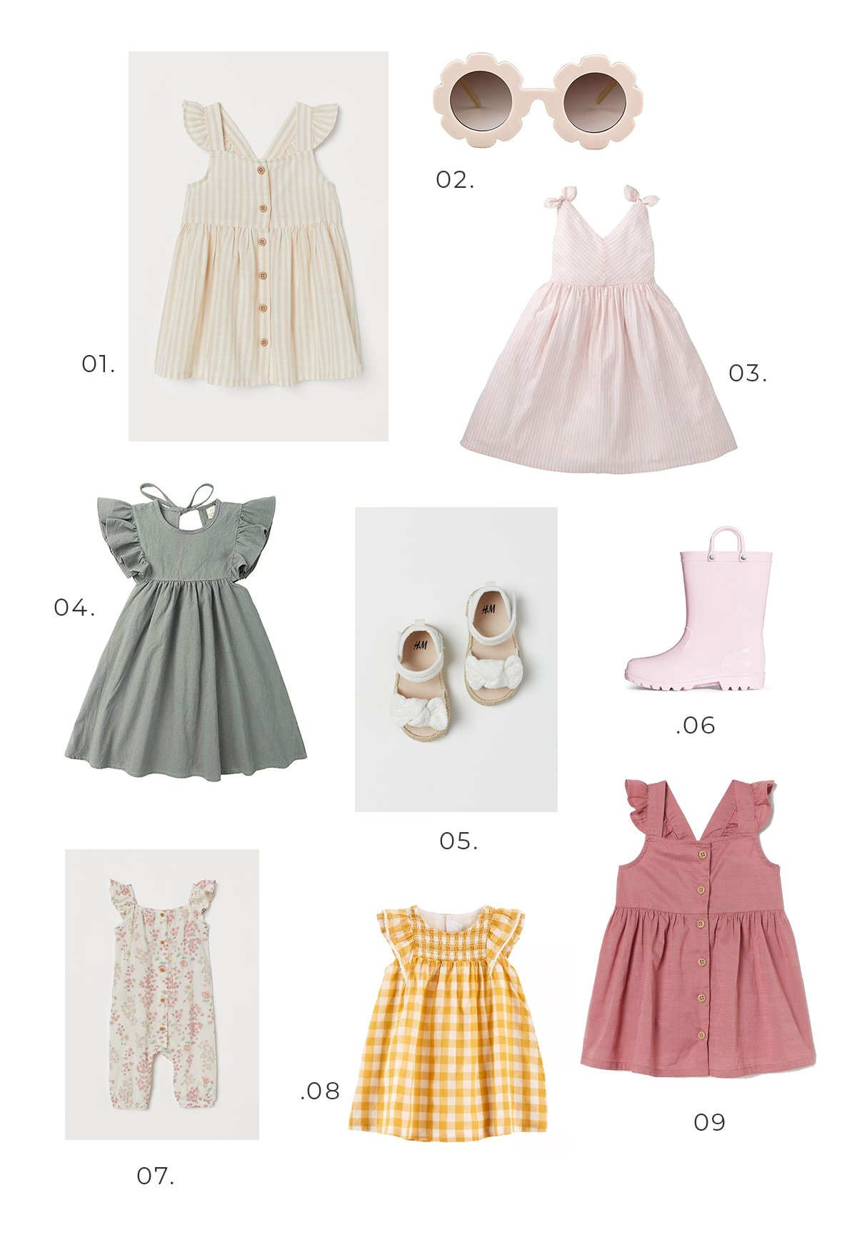 Shop Easter Toddler Girls Outfits