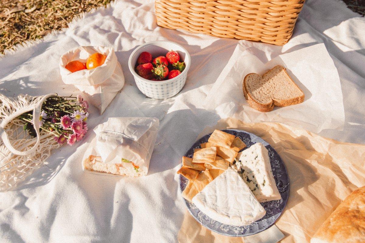 picnic aesthetic
