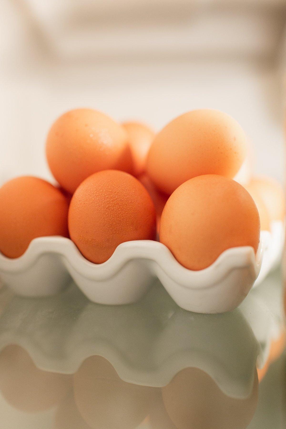 egg organizer for fridge