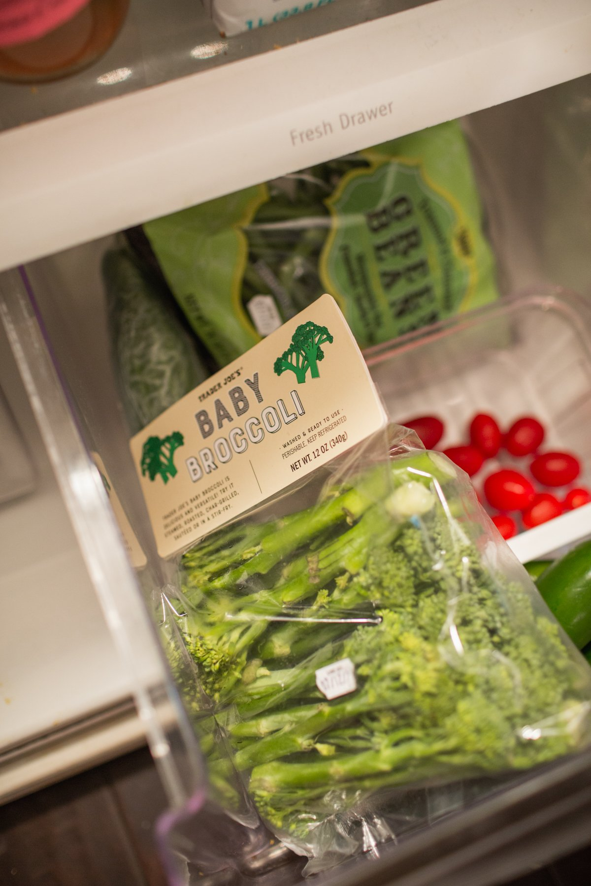 where to store food in your refrigerator
