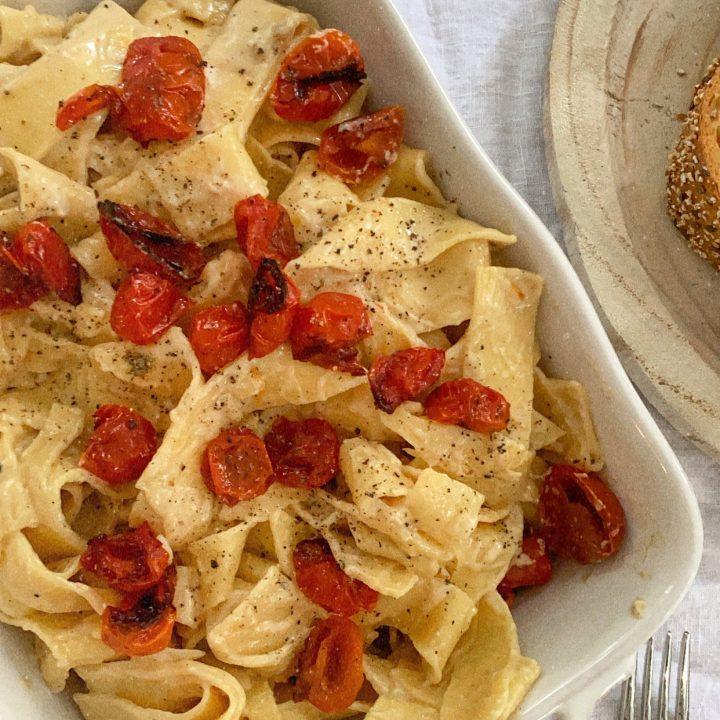 Blistered Tomato Pasta