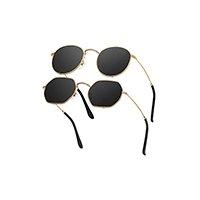round polarized sunglasses amazon