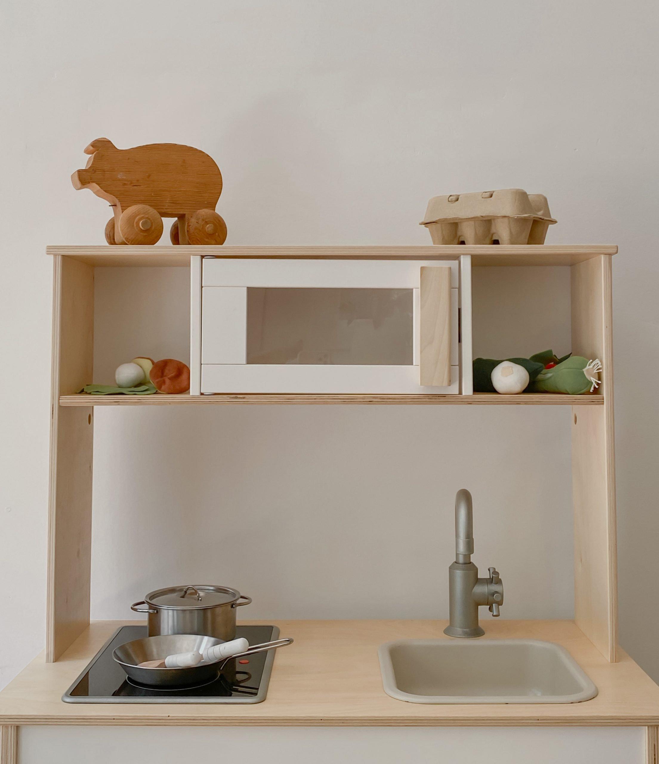 play kitchen ikea diy