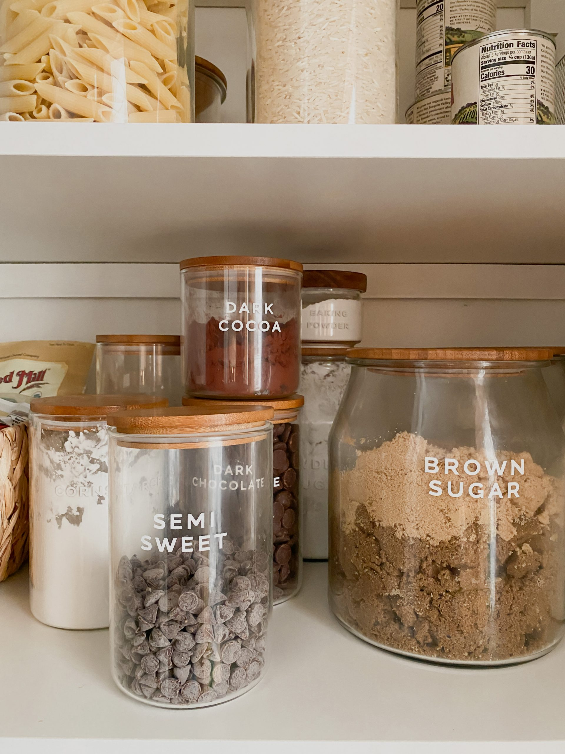 pantry label ideas