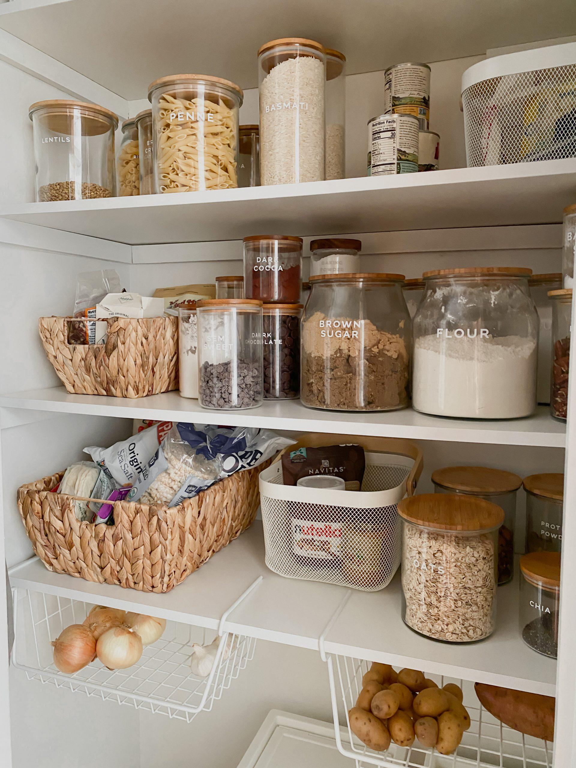 pantry organization amazon must haves