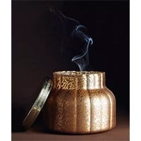 anthropologie pumpkin clove fall soy candle
